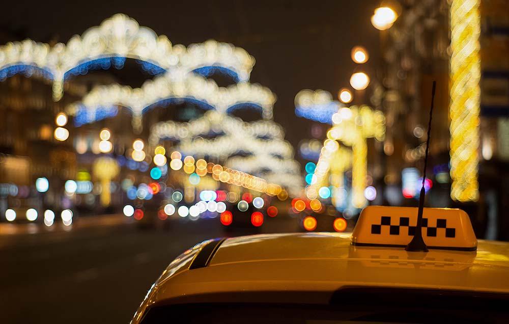Servicio de Taxi en Navidad