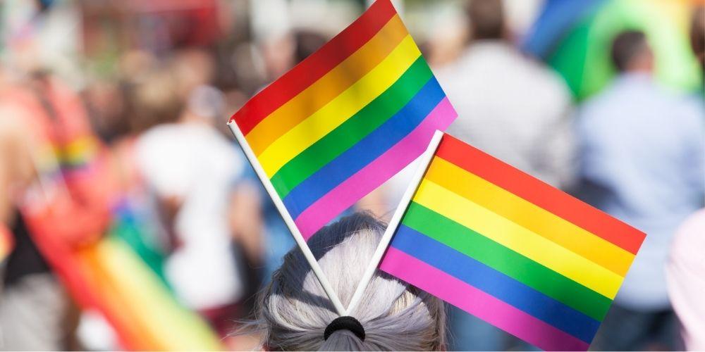 Pride Parade en Atlanta