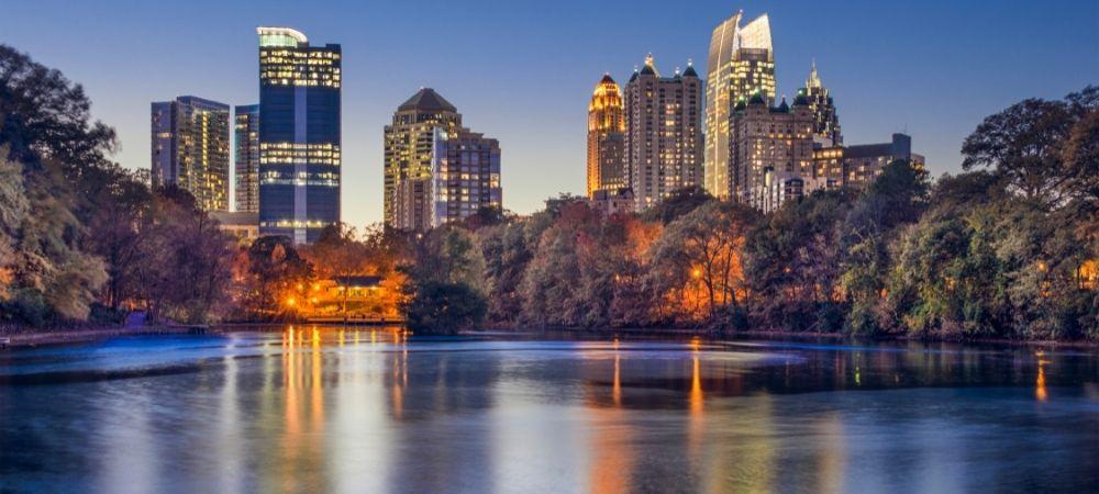 Conoce el Parque Piedmont en Atlanta