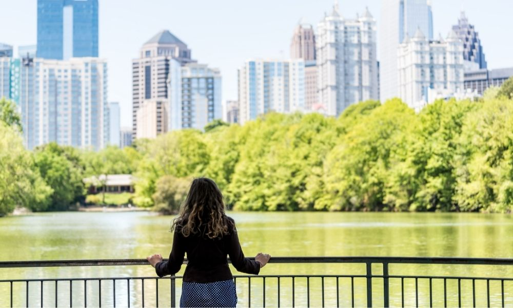 Parques en Atlanta