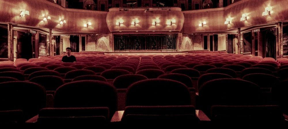 Visita el Fox Theatre en Georgia