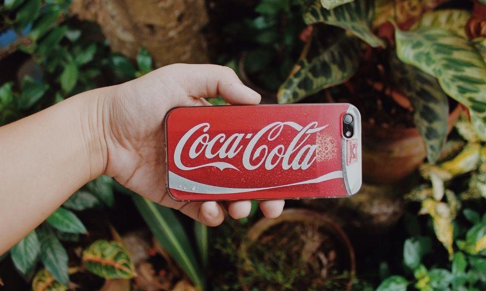 Souvenir del Mundo de la Coca Cola en Atlanta